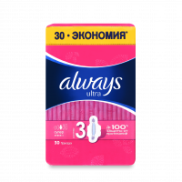 Прокладки Always Ultra Super 30шт