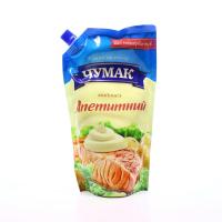 Майонез Чумак Апетитний 30% 600г