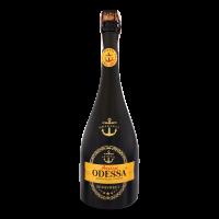 Вино ігристе 0.75л 10.5-12.5% Prestige напівсолодке Odessa