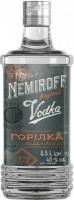 Горілка Nemiroff Originals Оригінал 40% 0,5л