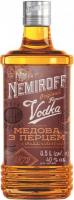Настоянка Nemiroff Медова з перцем 40% 0,5л
