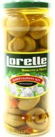 Гриби Lorelle шампіньйони цілі мариновані 580мл