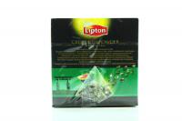 Чай Lipton Green Gunpowder зелений 20пак.*1,8г х12