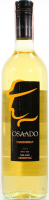 Вино Osaado Chardonnay біл. сухе 0,75л х2