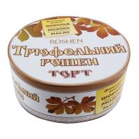 Торт Roshen ККФ Трюфельний Рошен 520г х6