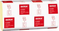 Рушники Katrin Classic паперові листові 135шт Art.344877