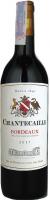 Вино Chantecaille Bordeaux сухе червоне 0,75л