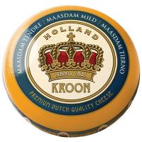 Сир Маасдам 45% Kroon Нідерланди