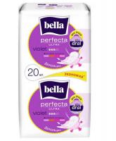 Гігієнічні прокладки Bella Perfecta Ultra Violet Deo Fresh, 20 шт.