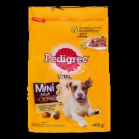 Корм Pedigree д/дорос. собак з куркою та овочами 400г х6