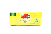 Чай Lipton Yellow Label Tea чорний байховий 25пак. х6