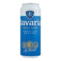 Пиво Bavaria Holland ж/б 0,5л х24