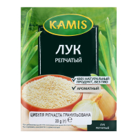 Приправа Kamis цибуля ріпчаста гранульована 20г