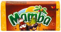 Цукерки Mamba Кола і фрукти жувальні 26,5г х48