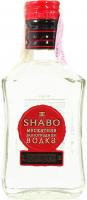 Горілка Shabo виноградна мускатна 40% 0,25л х24