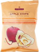 Чіпси Nobilis яблучні 50г
