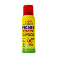 Засіб Picnic Bio Active від комарів спрей 125мл