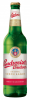 Пиво Budweiser Budvar світле фільтроване 5% с/б 0,5л