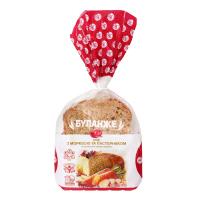 Хліб Хліб Житомира Буланже з морквою та пастернаком наріз. 300г