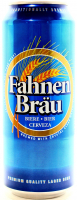 Пиво Fahnen Brau 0.5л з/б х6