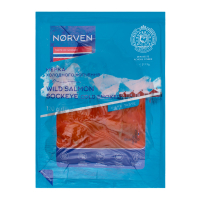 Нерка Norven нарізкка х/к в/у 120г х12
