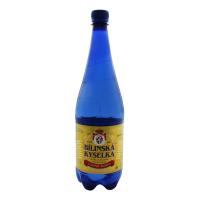 Вода мінеральна Bilinska Kyselka лікувально-столова н/г 1л х6