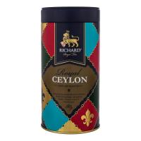 Чай Richard Royal Ceylon чорн. байховий 80г з/б