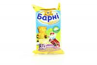 Бісквіт Ведмедик Барні з бананово-йогуртовою нач.30г х20