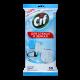 Серветки вологі Cif для скла та дзеркал 30шт х6