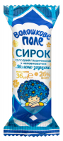 Сирок глазурований Волошкове Поле 26% молоко згущене 36г