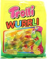 Цукерки Trolli Wurrli 150г х12
