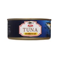 Тунець Alba Food салатний в олії ж/б 150г х48