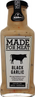 Соус Kuhne Made for meat Чорний часник 235мл