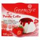 Десерт Creamorle Panna Cotta з полуничним соусом 120г