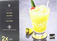 Набір Durobor бокалів для коктелів Sambya 400мл 2шт арт.D16-543