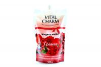 Мило рідке Vital Charm Гранат 500мл пакет х6