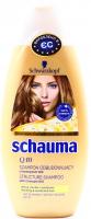 Шампунь для тонкого та ослабленого волосся Schauma Q10 Зміцнення та Відновлення, 400 мл