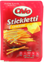 Соломка Wolf Stickletti cheese 85г