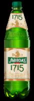 Пиво Львівське 1715 світле фільтроване 4.7% 1.15л