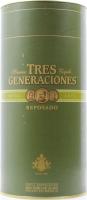 Текіла Tres Generaciones Reposado 38% 0.7л в тубі х2