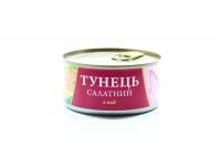 Тунець Fish Line салатний в олії 185г х48