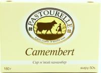 Сир Pastourelle Камамбер 50% 180г