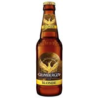 Пиво Grimbergen Blonde світле 0,33л