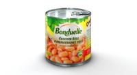 Квасоля Bonduelle біла у томатному соусі 425 мл