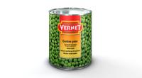 Горошок Vernet зелений 850мл