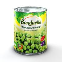 Горошок Bonduelle зелений 212мл