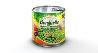 Горошок Bonduelle екстра-ніжний 425мл