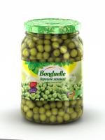Горошок Bonduelle зелений с/б 530 мл