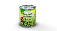Горошок Bonduelle зелений 850мл