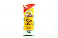 Галети Sonko рисові з насінням соняшника 130г х12